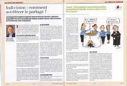 Article Les Affiches 12 janvier 2018 indivision comment accélérer le partage