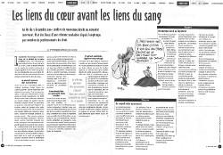 Article_Me_Christophe_Lachat_paru_dans_Les_Affiches_decembre_2001_Les_liens_du_coeur_avant_les_liens_du_sang